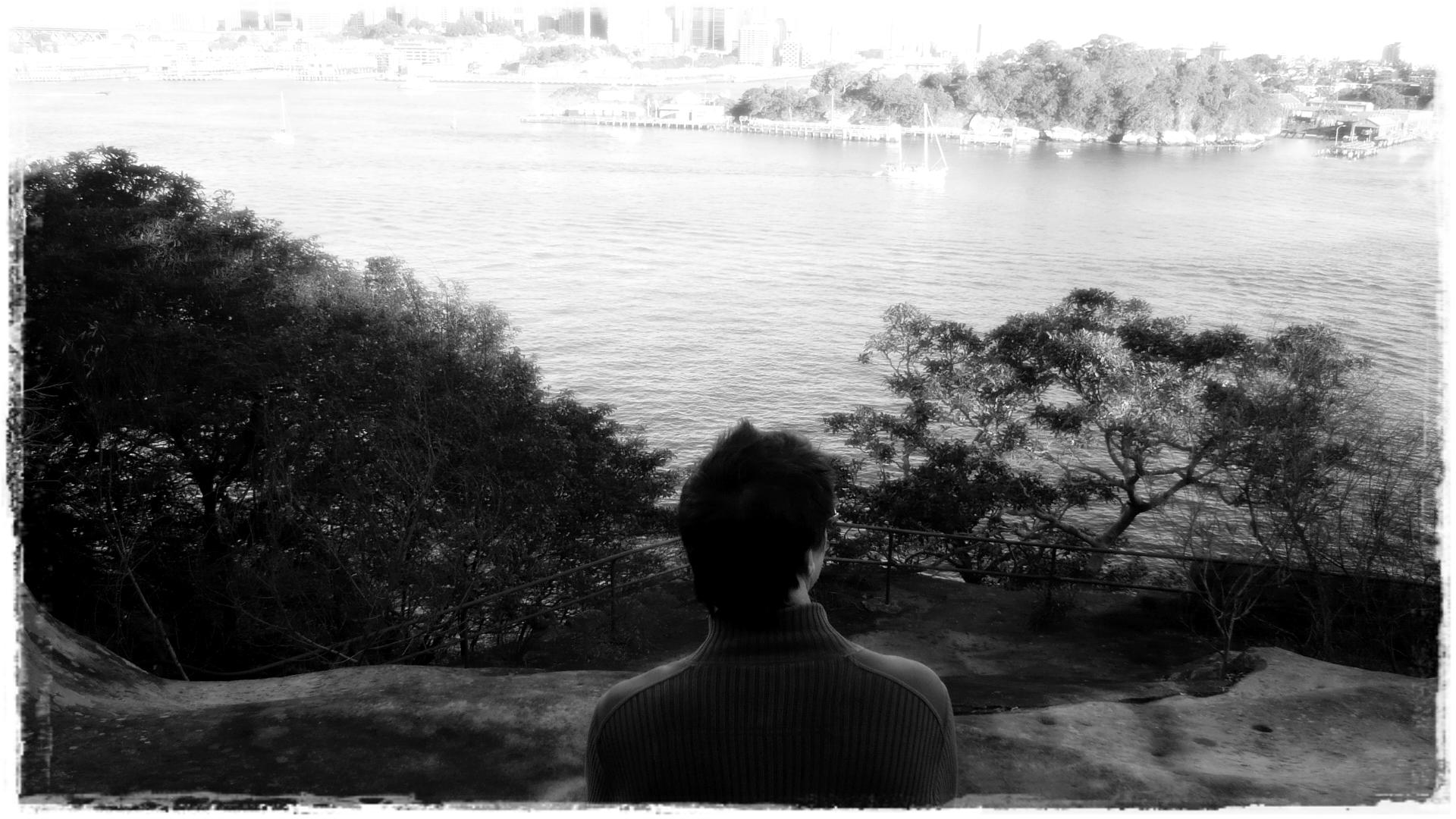 DF Meditation Rock BW